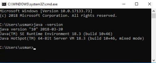 Descargar instaladores sin conexión de Java 10 para todos los sistemas operativos