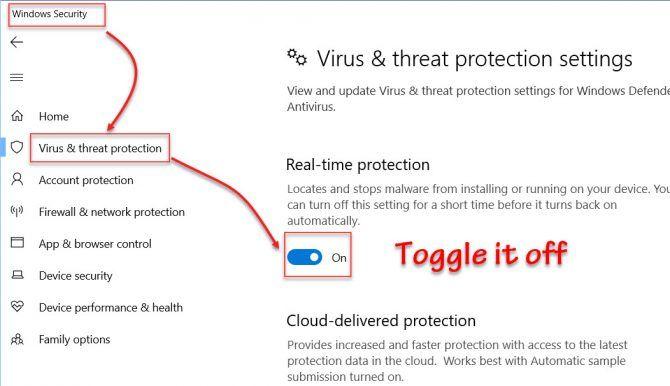 Windows 10'da Windows Defender'ı Kapatmanın 5 Hızlı Yolu