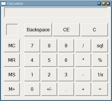 windows calculator before